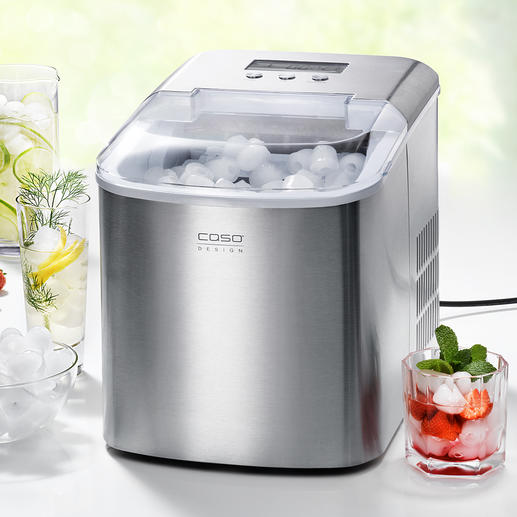 Caso Ice Chef Pro Cool. Convenient. Powerful.