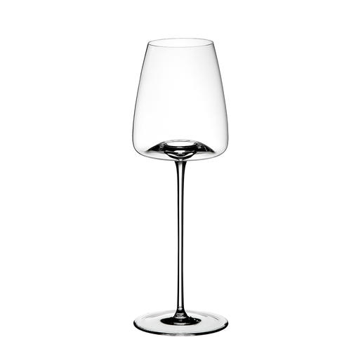 "STRAIGHT: For single grape varieties and fruity/aromatic red and white wines. H 27cm (10.6""), diameter 9cm (3.5""), content approx. 540ml."