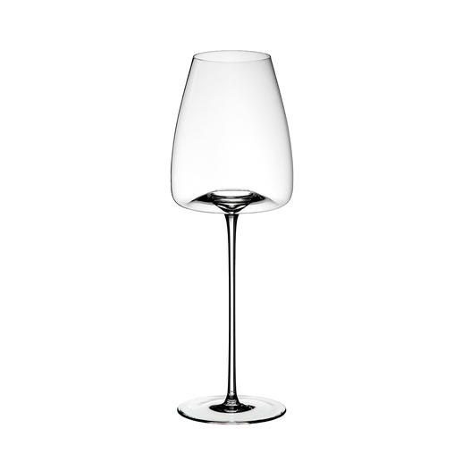 "FRESH: For extremely fresh white wines, Prosecco or any variety of sparkling wine (including champagne), and light rosé wines. H 24cm (9.4""), diameter 8cm (3.1""), content approx. 340ml."