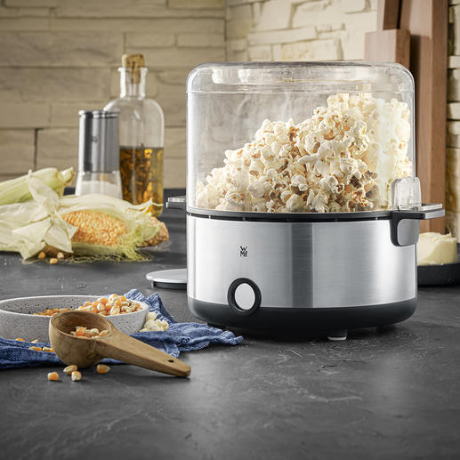 WMF KÜCHENminis® Popcorn Maker For perfect and evenly golden-brown popcorn that everyone loves.