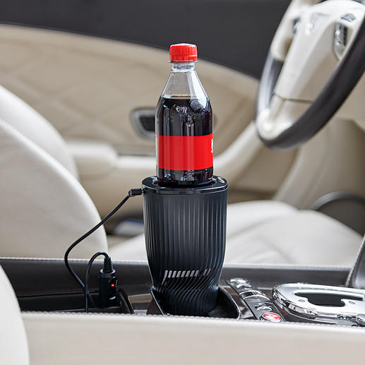 Car Can/Bottle Cooler - Now you can enjoy perfectly chilled drinks on the go.