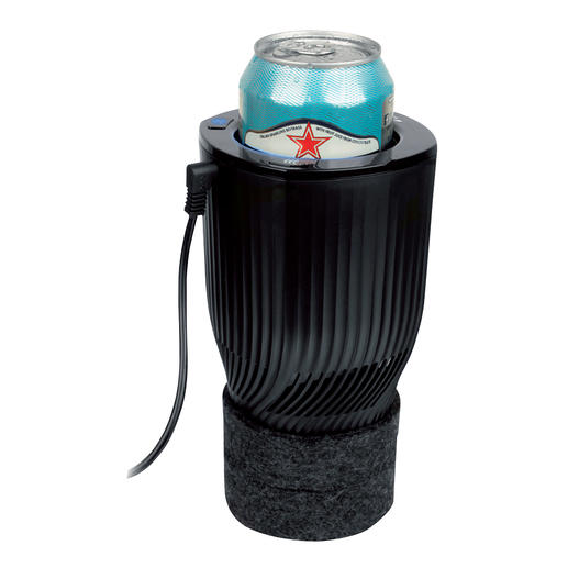 In addition to beverage bottles, it is also perfect for cooling cans.