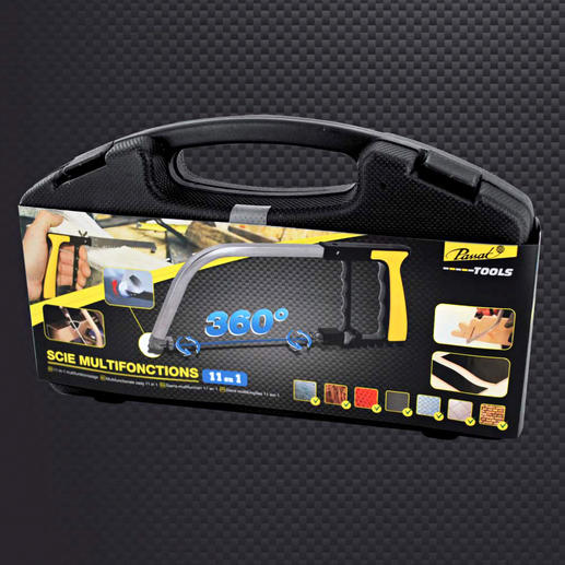 11-in-1 Multi-Function Saw