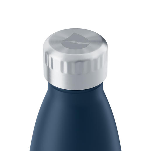 Insulated Bottle, Midnight Blue