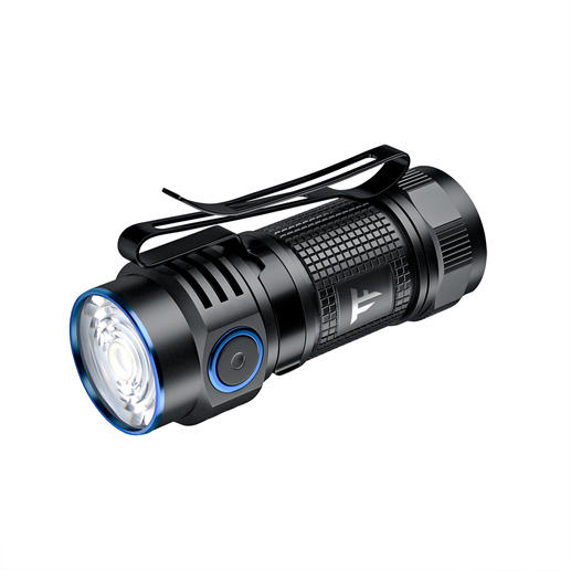 Small enough for a trouser pocket and yet offering an enormous 1,000 lumens of brightness.
