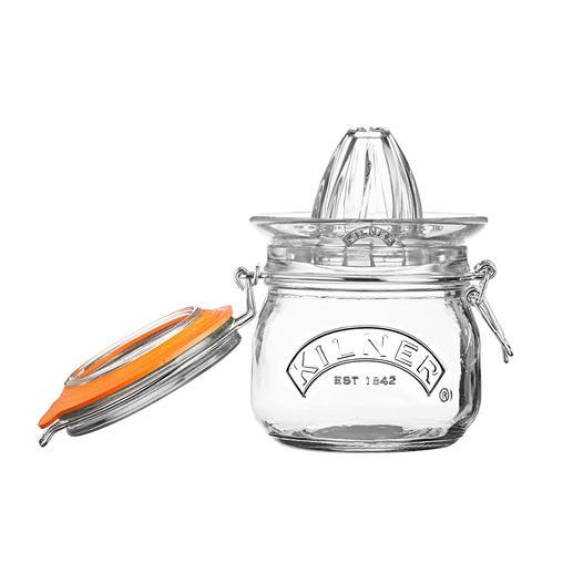 Citrus Juicer With Storage Jar