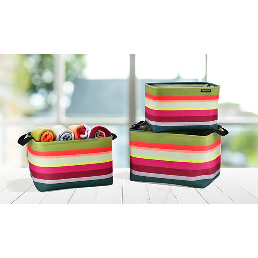 Storage Baskets, Set of 3 pieces