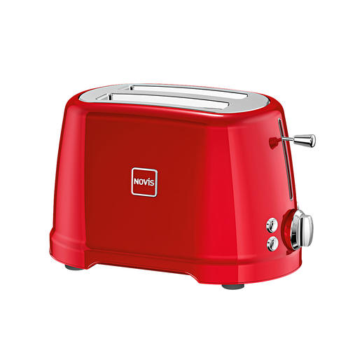 Toaster, Red