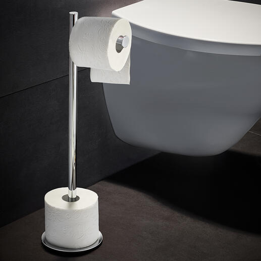 Toilet Butler Stylish and conveniently to hand. By Decor Walther, supplier of high-quality bathroom accessories.