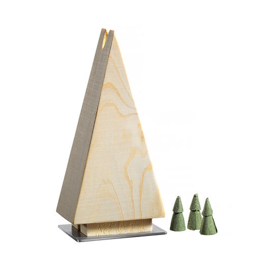 Incense Burner Fir Tree