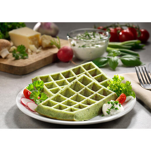 Silicone Waffle-Baking Pan, Set of 2Pieces