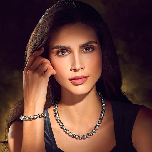 Murano Beaded Necklace or Bracelet