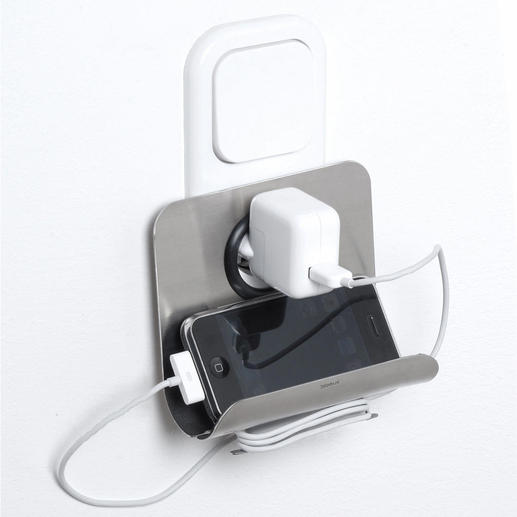 "Design Charging Station ""Movo"" - The first-class seat for mobile phones, music players, cameras, etc."