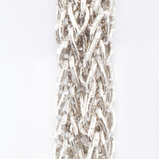 XL Knitted Necklace Versatile, very long and light as a feather. Made of Japanese paper yarn. Design by Betty Gabrielle, Paris.