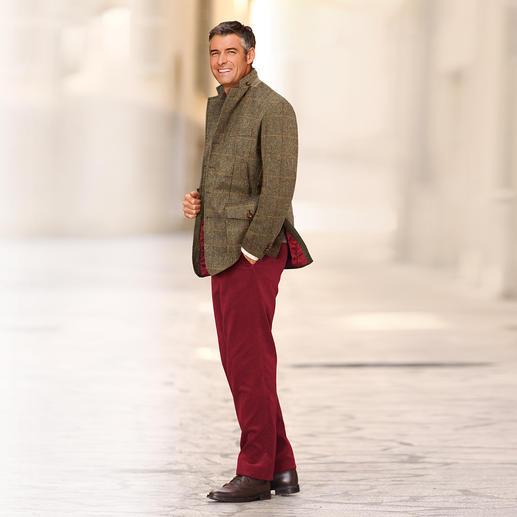 "Hunting Jacket ""Irish Tweed"" The stylish alternative to high-tech outdoor jackets."