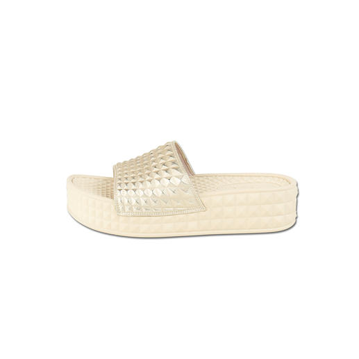 Ash Platform Sandals Ultra-light. Very comfortable. Stylish enough for the hottest beach clubs. Weighs only 150g (5.3oz).