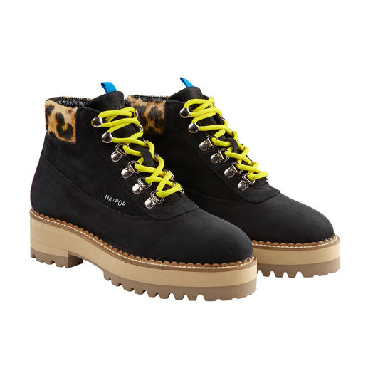 D.A.T.E. Hiking Boots Fashionable hiking boots – as lightweight as sneakers. From Italian trend label D.A.T.E.
