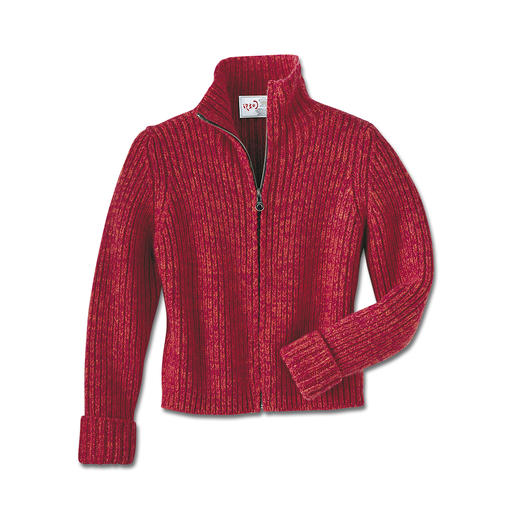 Ten-Ply Cashmere Jacket, Women or Men Elaborately hand-worked jacket - from English purveyor Corgi.