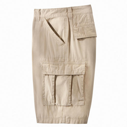 Six-pocket shorts Perfect Gardeur fit. Exactly the right length.
