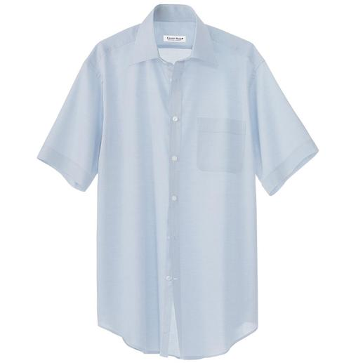 Panama Shirt Particularly breathable, light and comfortable.