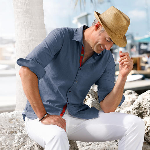 Mayser Hat Fedora You can crush this hat – and it will still remain in perfect shape.
