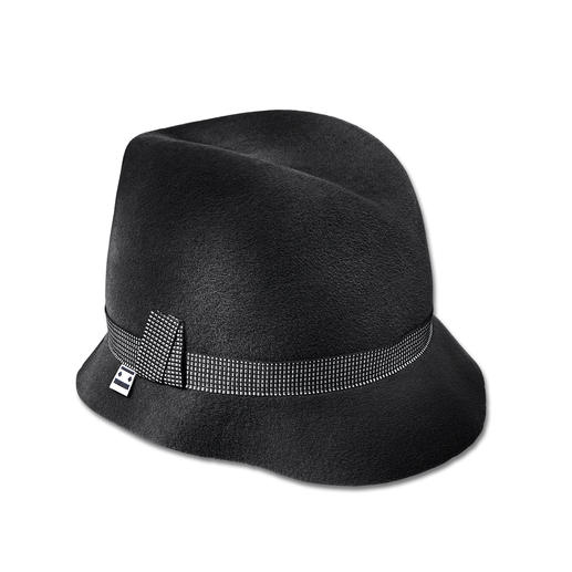 Ellen Paulssen Ladies Trilby - The famous Trilby hat of the 60s – the ladies fashion accessory for 2015.