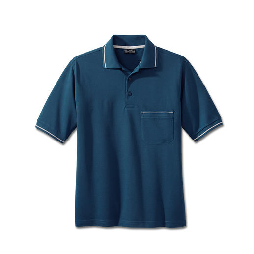 Pima Polo Shirt, Ladies or Men Made of handpicked Peruvian Pima cotton. Top quality, like the best polo shirts in the world.