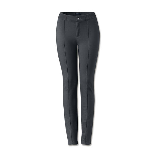 Cotton-Line Premium Leggings As comfortable as leggings. Made like fine cloth trousers.