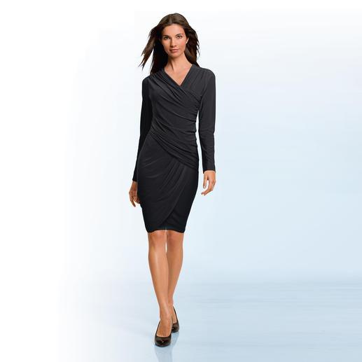 """Komarov Travel Dress """"Drapé"""" Comfy and crease-free, yet still elegant. By Emmy Award winner Shelly Komarov, L. A."""