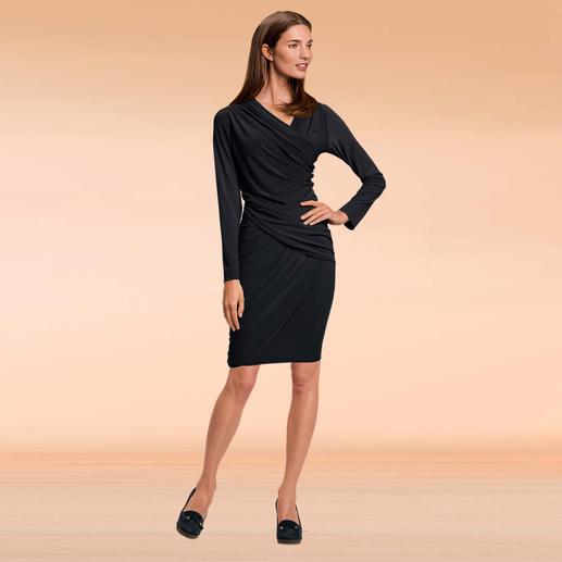 "Komarov Travel Dress ""Drapé"" Comfy and crease-free, yet still elegant. By Emmy Award winner Shelly Komarov, L. A."