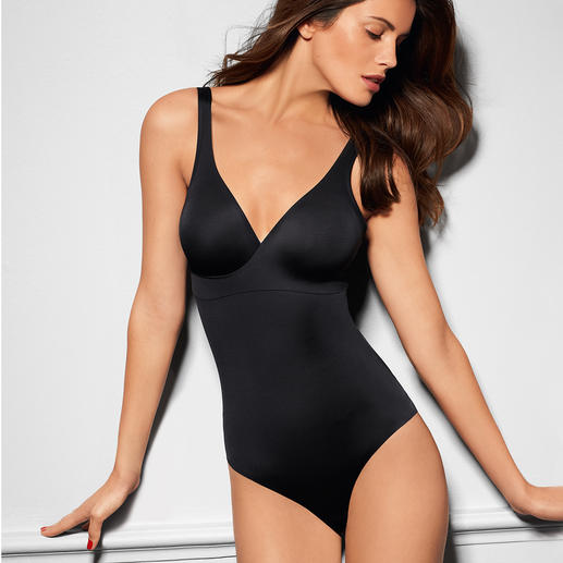 Wacoal Basic Shape Bodysuit The Basic Shape bodysuit from lingerie specialist Wacoal – the leading manufacturer of ready-made shapewear.