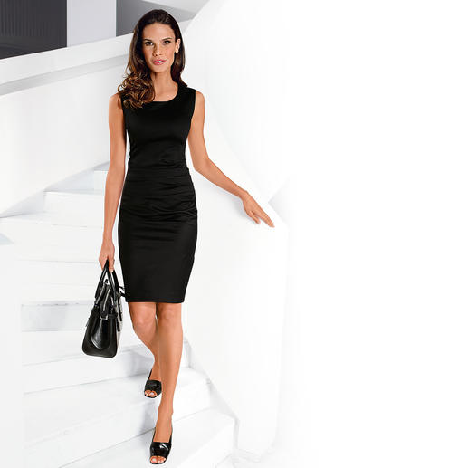 8 Ounce Dress Tastefully elegant. Refreshingly breathable. Delightfully stretchy.