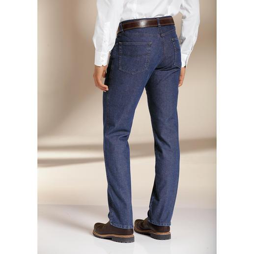 5-Pocket Thermal Jeans
