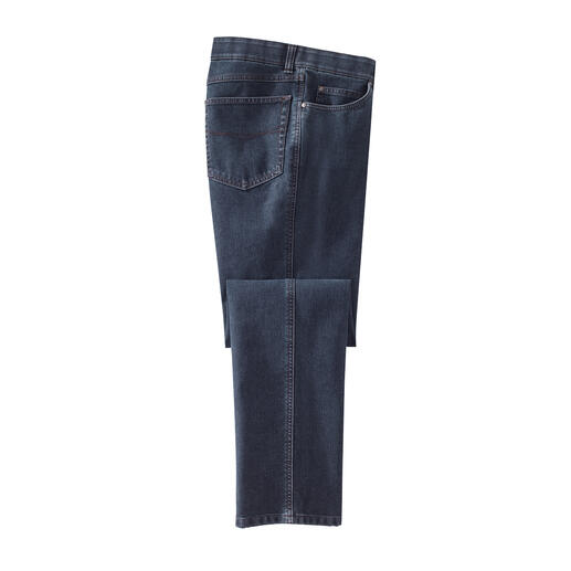 5-Pocket Thermal Jeans - Warm jeans for winter. And yet incomparably lightweight.