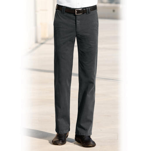 Thermal Chinos or Cargos Pleasantly warm. But still lightweight and stylish.