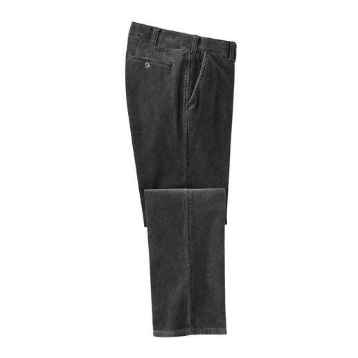 Thermolite® Fine Corduroy Trousers - Classic fine corduroys – now with invisible thermal qualities.