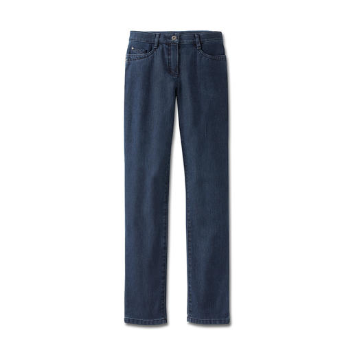 Slim-Cut Thermal-Jeans - Beautifully warm, but still pleasantly lightweight – the jeans for winter.