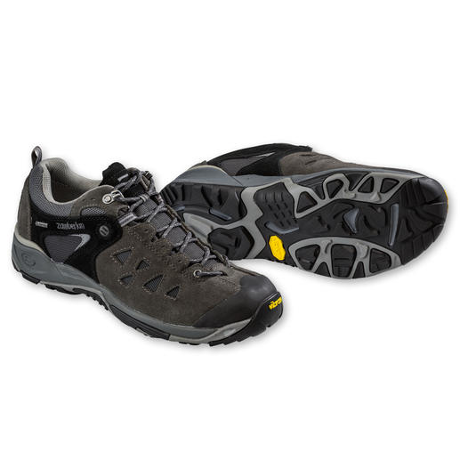 Zamberlan® Sneakers The perfect shoe for travelling. Comfortable, sturdy, waterproof, lightweight and breathable.