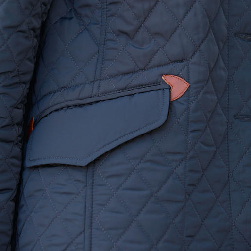 Aigle Quilted Riding Jacket The stylish riding jacket for everyday. City chic. Water-repellent. Warm lining.