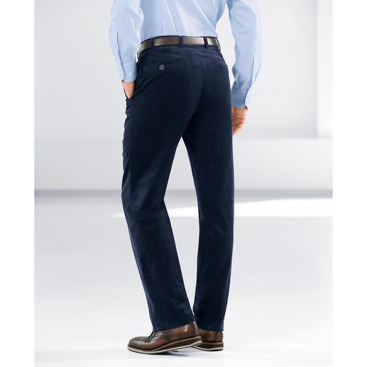 Hoal Elegant Fine Corduroy Trousers