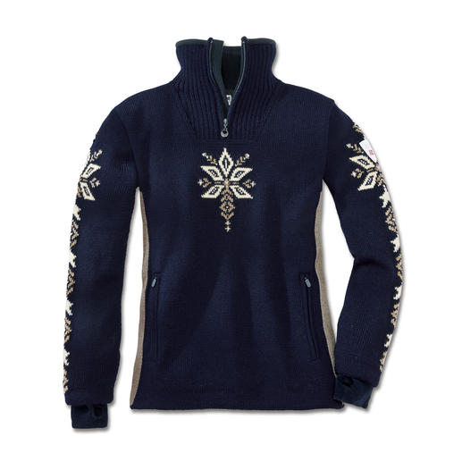 """Norwegian Pullover """"Lyngen"""" or """"Istind"""" Developed for the South Pole expedition. Water repellent. Windproof. Breathable."""