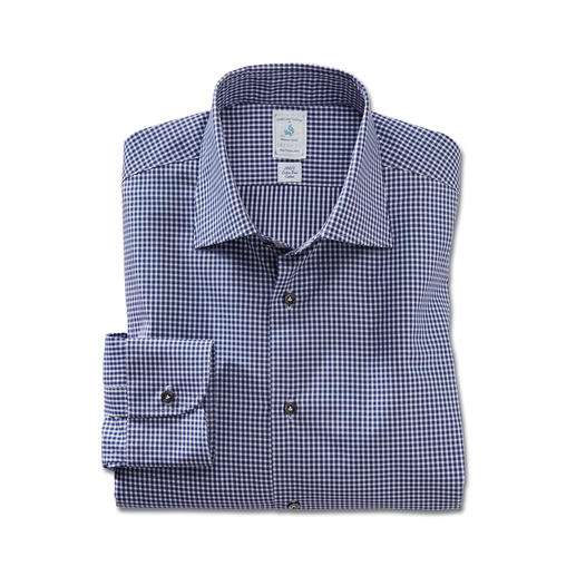 Delsiena GIZA Cotton Shirt Rare Egyptian GIZA 87 cotton: Extra-long staple. Delicate. And super soft.