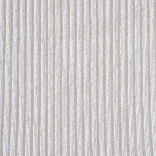 FTC Cashmere Fine Rib Knit Poloneck Perfect even underneath a blazer: 2-ply cashmere in a rare, fine rib knit.