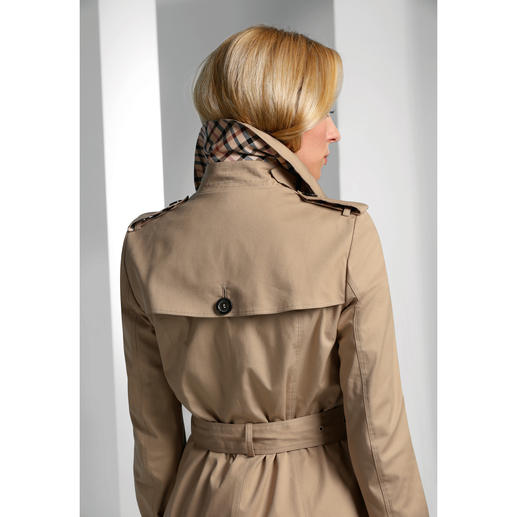 DAKS Trench Coat A fashion classic returns – the trench coat: The original by DAKS, London is an investment for life.