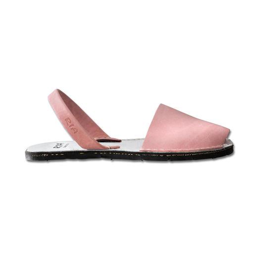 Avarcas de Menorca The traditional Menorca sandal: Handmade. Ideal for even the hottest summer. Original Avarcas by RIA.