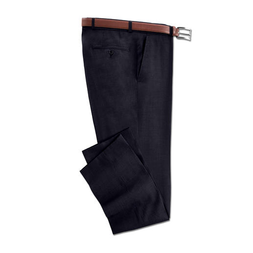 Module Suit Trousers Super 120 - Happy is the one who has these trousers in the wardrobe.