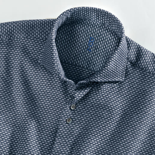 Dufour Jaspé Winter Shirt A shirt as warm and comfortable as your favourite pullover.