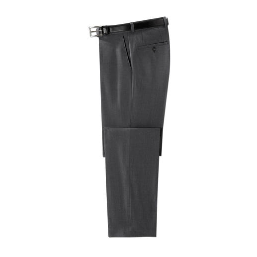 Club of Comfort Travel Trousers - Seven pockets. No creases. No stains. Smart business look trousers with the advantages of travel trousers.