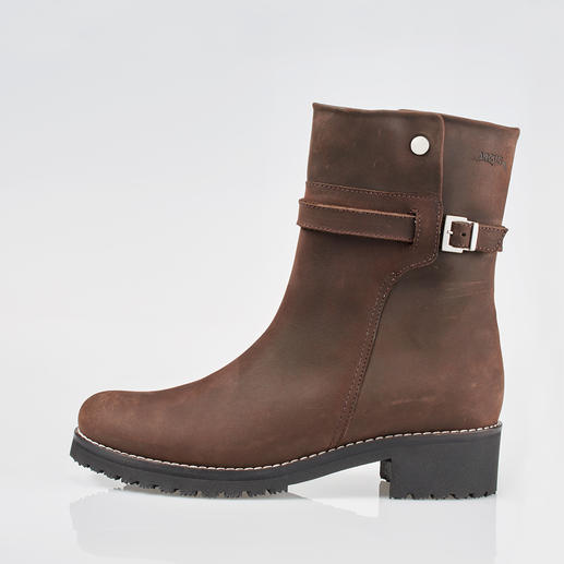 Arcus® Winter Boots Tough, fashionable boots – with a rare comfortable sole of flexible natural latex.