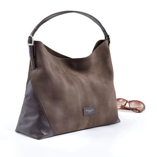 Aspinal Hobo Bag Fabulously soft Italian leather. High-quality British workmanship.